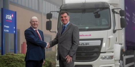 New fleet to drive Antalis forward
