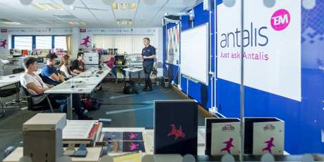 Antalis' Digital Academy reveals a summer of workshops, roadshows and seminars