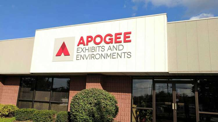 Apogee Exhibits, based in Macedon, NY, joins the Nimlok expert dealer network.