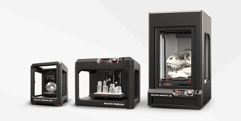 MakerBot range of 3D Printers from ArtSystems