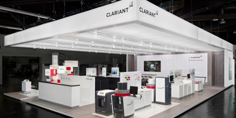 Clariant at Drupa 2016, Hall 03/C69 from May 31 to June 10