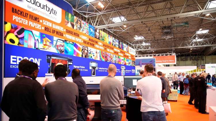 Colourbyte, a leading supplier of largeformat printer and RIP solutions, has taken its largest-ever stand at The Print Show 2017.
