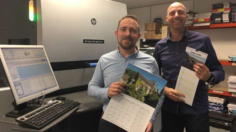The company purchased Taopix Online, from UK Taopix distributor Transeo Media, in September 2016 and quickly launched a new range of calendars just in time for the busy Christmas period.