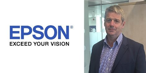 Duncan Ferguson promoted to Executive Director, Professional Printing & Robotics, at Epson Europe