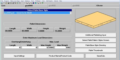 Esko features Green Ox Pallet Technology in Cape Pack software