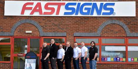 First year victories for Fastsigns franchises