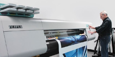 CSL Digital appointed specialist dealer for Fujifilm UV printers