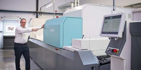 Fujifilm Jet Press 720s