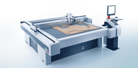 Cavan Box is using its new Zünd G3 for cardboard box samples for customers in the UK and Ireland