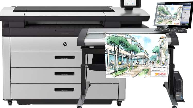 Pagewide XL customers can choose from either the IQ Quattro 44-inch MFP or HD Ultra MFP wide format scanstations.