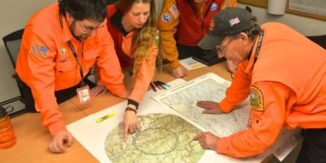 HP DesignJet printing technology helps New Jersey Search and Rescue save lives