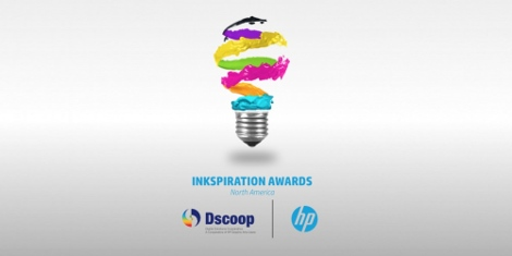 HP and Dscoop are partnering for the second annual HP Inkspiration Awards North America, a premier contest celebrating best-in-class print</p>...					</span> 																		</li> 												<li class=