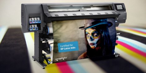 Spandex has received media certification for 10 of its ImagePerfect substrates for use with the HP Latex 300 series of digital printers