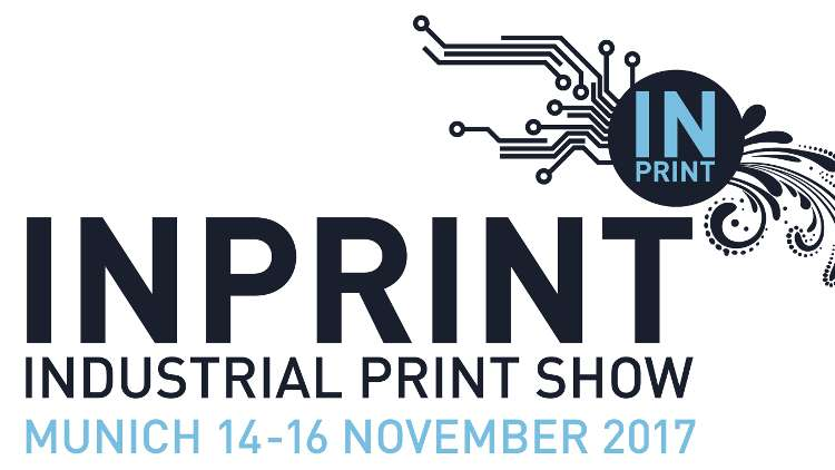 From 14 - 16 November 2017, the industrial print industry will meet at InPrint 2017 to view and discuss the latest ideas and technologies in industrial print.