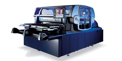 Kornit's Avalanche platform is the company's flagship direct-to-garment printing system.