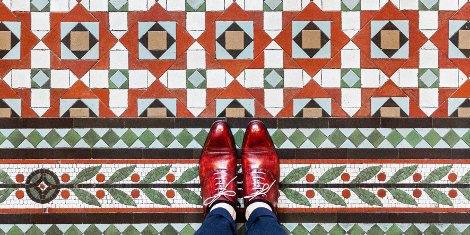 London Floors - St. Pancras Renaissance Hotel