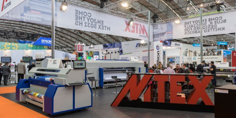 MTEX stand at FESPA Digital