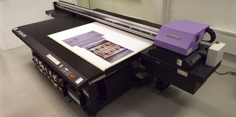 Bristol-based full service branding and print company, Insight, has recently invested in a Mimaki JFX200 UV LED flatbed printer from i-Sub Digital.