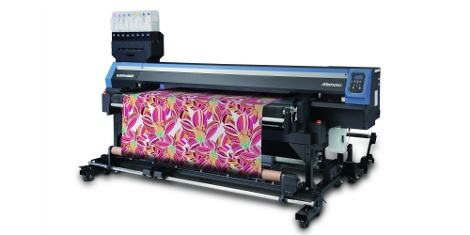 Mimaki's textile range will be on show at FESPA Eurasia