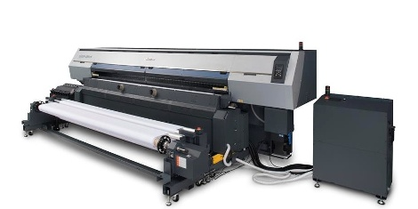 Mimaki has announced the launch of the new Tx500P-3200DS 3.2m high-productivity direct sublimation printer