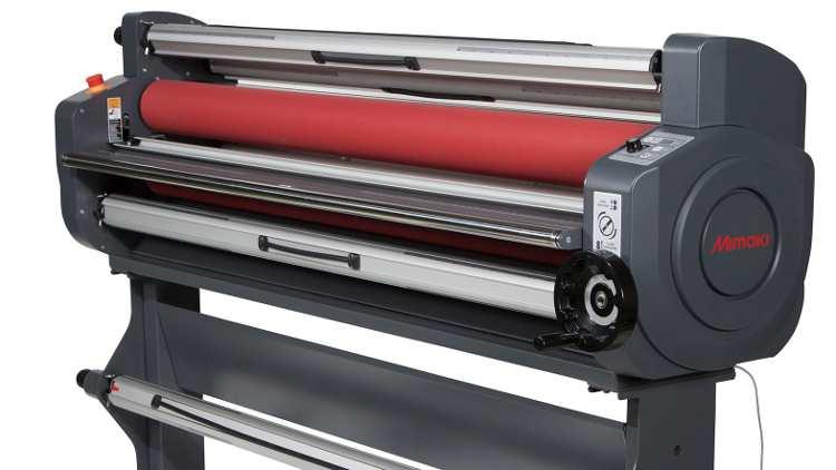 Mimaki announces LA Series heat-assisted laminators and film for