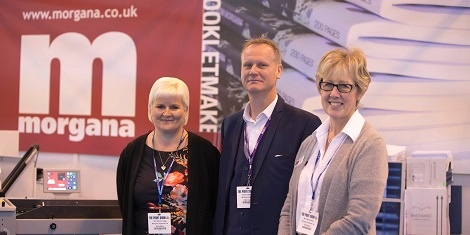 Morgana states it 'needs to be' at The Print Show