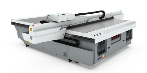 Canon U S A  Launches the New Océ Arizona 1200 Series UV Flatbed