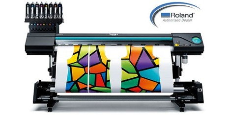 QPS will be demonstrating a Roland Texart printer and Nazdar 130 Series inks
