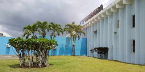 Ritrama Caribe, one of the new slitting and logistic centres in the Dominican Republic