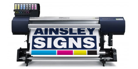 Ainsley Signs opted for the newly launched SolJet EJ-640 which offers rugged construction and low operating costs, allowing for higher volume</p>...					</span> 																		</li> 												<li class=