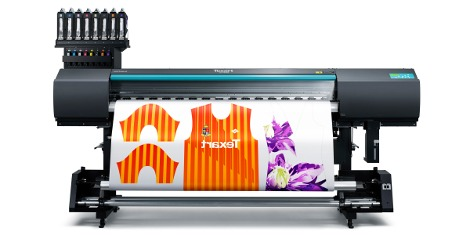 i-Sub is now a distributor for Roland DG dye-sublimation equipment