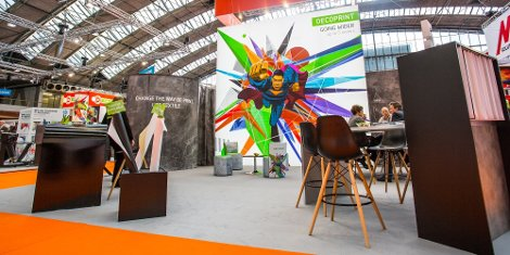 Fespa Asia is the perfect SE Asian showcase for SENFA's Decoprint Pearl
