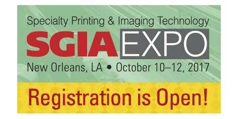 SGIA opens Golden Image Competition