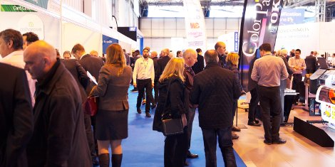One of the key drivers behind Spandex deciding to exhibit at The Print Show 2016 was its clear and intense focus on the commercial print industry, attracting some 5,384 visitors in its first year