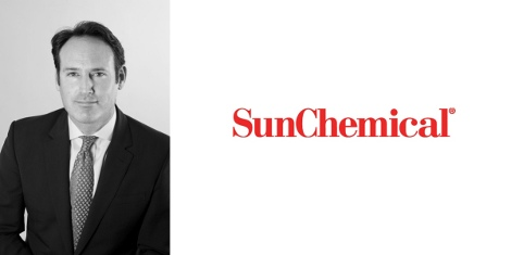 Sun Chemical has appointed Adam Anderson, to the position of Managing Director for the UK, Nordics and South Africa.
