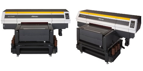 The Mimaki UJF-7151plus