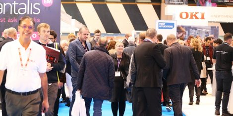 The Print Show to be held at the International Centre, Telford, October 2017