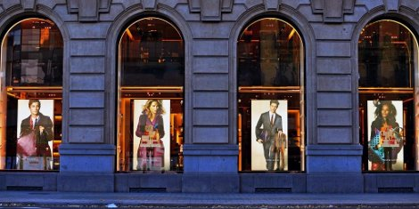 ViziPrint Illuminate film for backlit window graphics and displays from Drytac