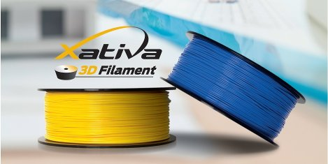 ArtSystems announce arrival of Xativa 3D Filament to UK market