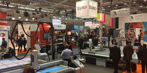 Zünd at FESPA 2017: outstanding performance and a coveted award