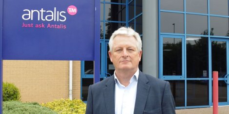 Frank will be responsible for accelerating the potential of Antalis' visual communications offering.