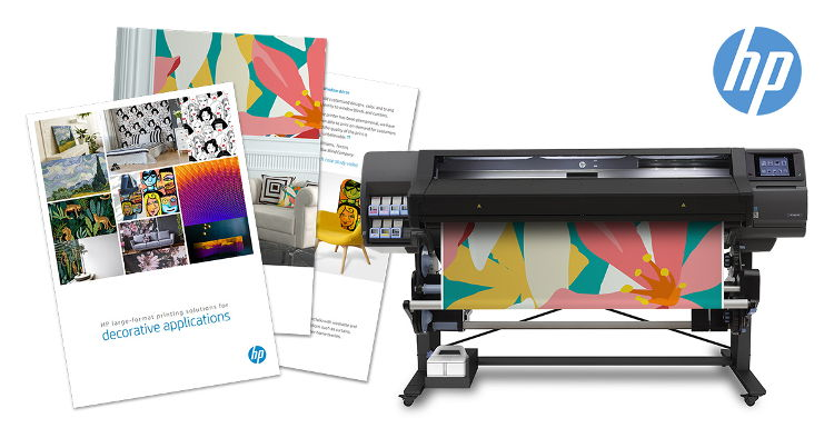 Large-format digital printing is an ideal fit for the decorative print market. Jane Rixon, Signage and Decoration Business Development Manager, HP Large Format Printing, explains why interior design studios, decorators and PSPs should consider digital.
