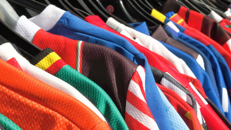 Sportswear is more than just a garment.