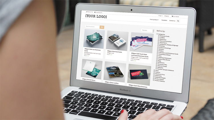 w3shop by Nettl - the easiest way to an online print shop.