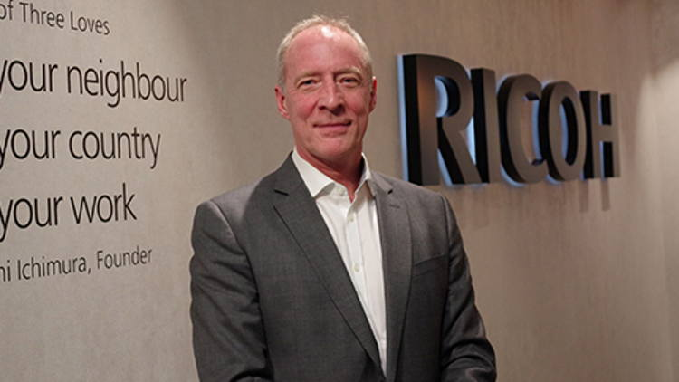 Ricoh Europe announces key appointment of Clive Stringer to meet market demand for high speed inkjet technology.