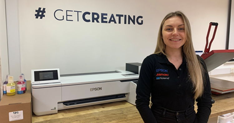 2020 has seen a number of new appointments at YPS with Consumables Specialist Lauren Parker being appointed Epson Business Development Manager.