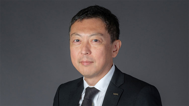 "Toshihisa ""Toshi"" Iida appointed new President and Managing Director of Fujifilm in Europe as Masato ""Mark"" Yamamoto departs to take up a Board Director position at FUJIFILM Holdings Corporation, Tokyo, Japan."