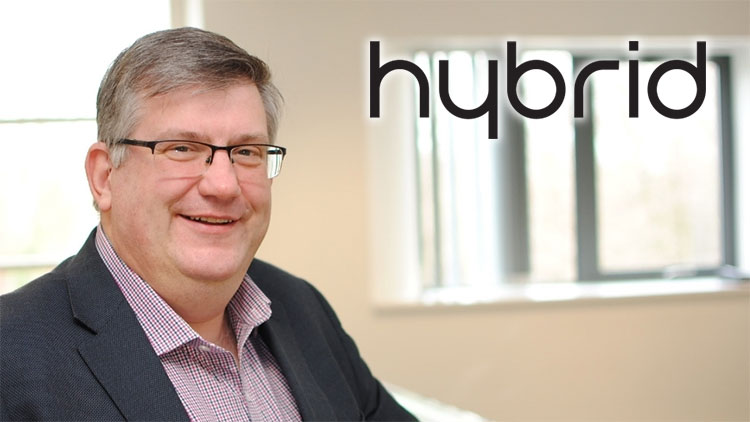Brett Newman appointed Hybrid Services Managing Director.