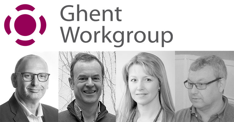 Ghent Workgroup is pleased to announce the appointment of four new subcommittee chairs.