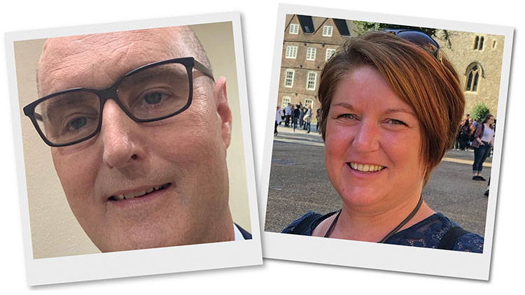 Josero has recruited two new Business Development Managers, Sarah Winterbottom and Roger Sherratt, who bring with them decades of experience in the print industry.